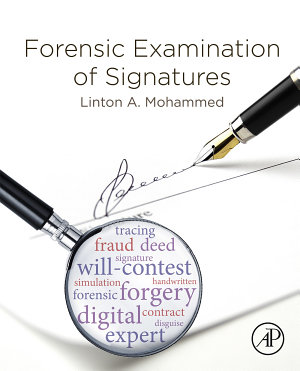 Forensic Examination of Signatures