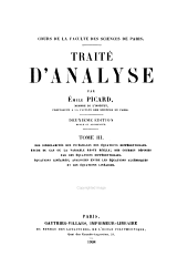 Traité d'analyse: Volume 3