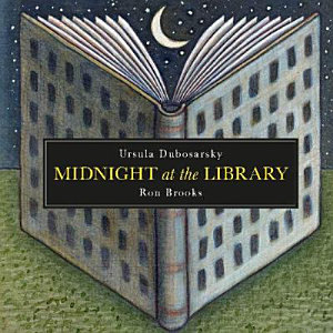 Midnight at the Library Book