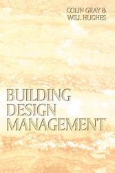 Building Design Management Book PDF