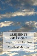 Elements of Logic PDF