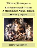 Ein Sommernachtstraum   a Midsummer Night s Dream PDF