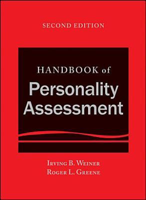 Handbook of Personality Assessment PDF