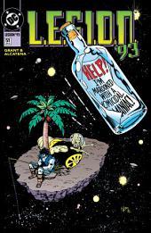 L.E.G.I.O.N. (1989-) #51