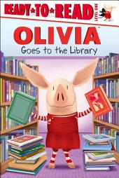 OLIVIA Goes to the Library: with audio recording