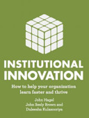 Institutional Innovation