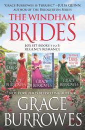 The Windham Brides Box Set: Regency Romance, Books 1-3