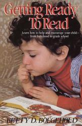 Getting Ready To Read Book PDF