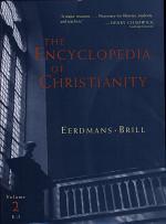The Encyclopedia of Christianity