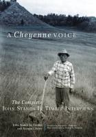 A Cheyenne Voice PDF