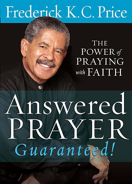 Download Answered Prayer Guaranteed  Book