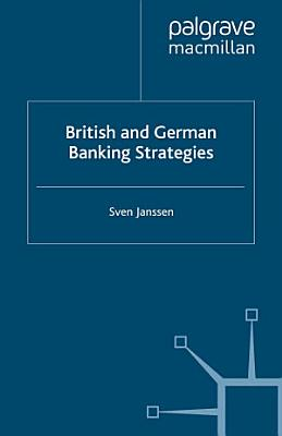 British and German Banking Strategies PDF