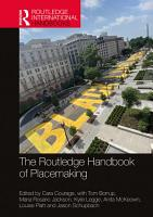 The Routledge Handbook of Placemaking PDF