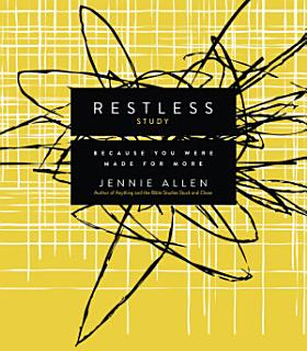 Restless Study Guide Book