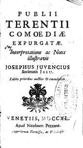 Publii Terentii Comoediae expurgatae