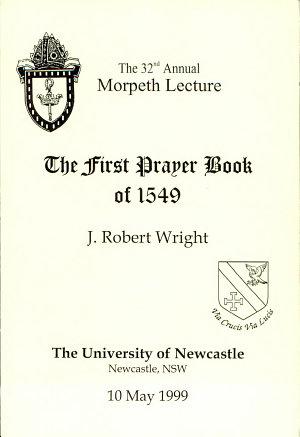 The First Prayer Book of 1549 PDF