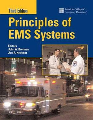 Principles of EMS Systems PDF