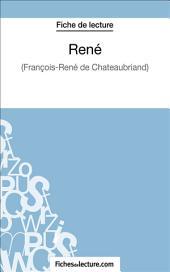 René: Analyse complète de l'œuvre