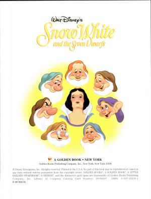 Walt Disney s Snow White and the Seven Dwarfs PDF