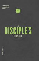 CSB Disciple s Study Bible  Hardcover PDF