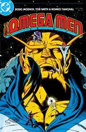 The Omega Men (1983-) #19