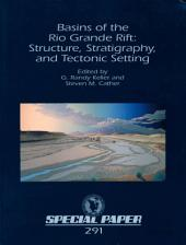 Basins of the Rio Grande Rift: Structure, Stratigraphy, and Tectonic Setting