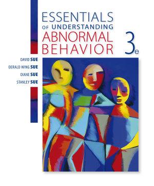 Essentials of Understanding Abnormal Behavior