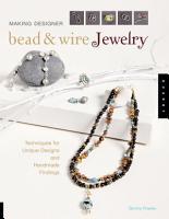 Making Designer Bead   Wire Jewelry PDF