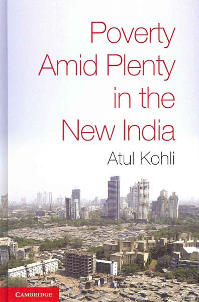 Download Poverty Amid Plenty in the New India Book