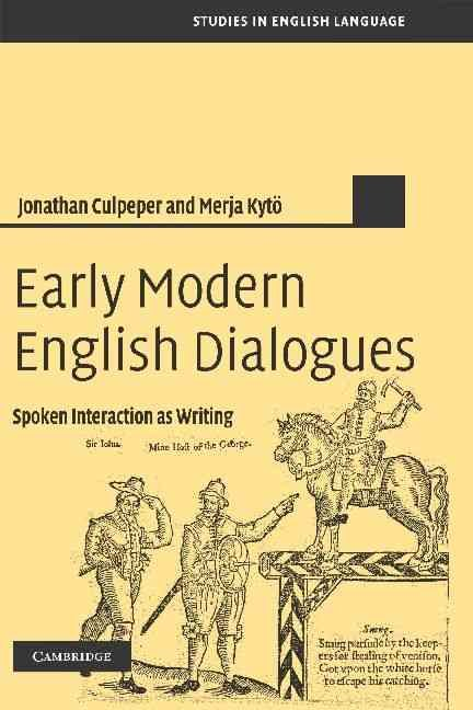 Early Modern English Dialogues