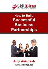 How to Build Successful Business Partnerships