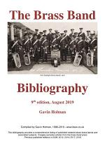 Brass Bands of the British Isles 1800-2018 - a historical directory