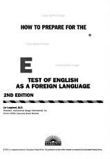 How to Prepare for the TOEFL Essay PDF