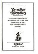 Deutscher Liederschatz PDF