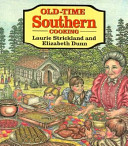 Old Time Southern Cooking Book
