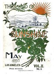 The Land of Sunshine PDF