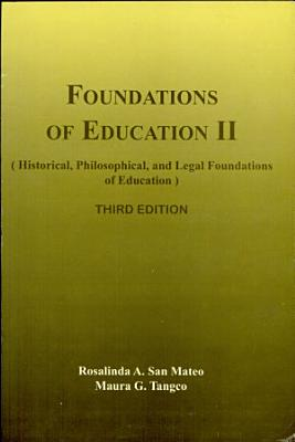 Foundation of Education II PDF