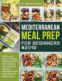 Mediterranean Meal Prep for Beginners  2019 PDF