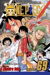 One Piece, Vol. 69: S.A.D.
