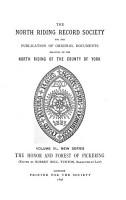 North Riding Records PDF