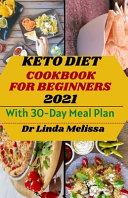 Keto Diet Cookbook for Beginners PDF