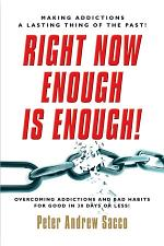 Right Now Enough is Enough!