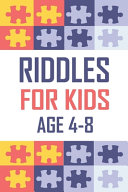 Riddles For Kids Age 4-8