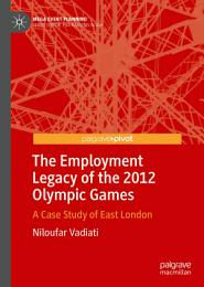 The Employment Legacy of the 2012 Olympic Games