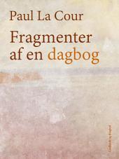 Fragmenter af en dagbog