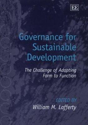 Governance for Sustainable Development PDF