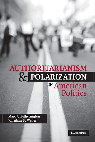 Download Authoritarianism and Polarization in American Politics Book