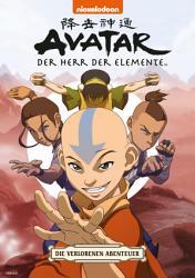 Avatar   Der Herr der Elemente 4  Die verlorenen Abenteuer PDF