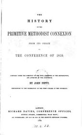 The history of the Primitive Methodist connexion