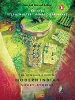 The Penguin Book of Modern Indian Short Stories PDF